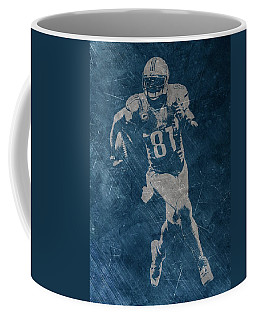 Calvin Johnson Lions Coffee Mug