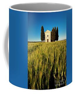Cappella Di Vitaleta Coffee Mug