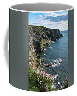Cliffs Of Moher, Clare, Ireland Coffee Mug