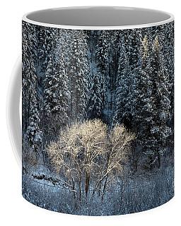Colorado Winter Coffee Mug