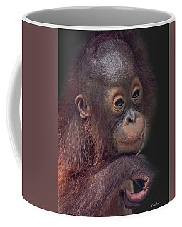 Contemplation Coffee Mug