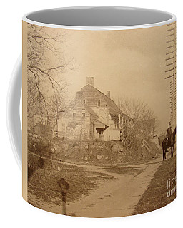 Dyckman Farmhouse  Coffee Mug by Cole Thompson