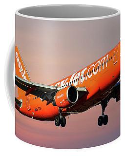 Easyjet 200th Airbus Livery Airbus A320-214 Coffee Mug
