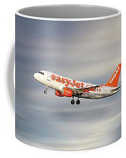 Easyjet Airbus A319-111 Coffee Mug