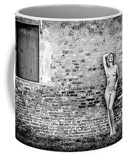 Coffee Mug featuring the photograph Faith by Traven Milovich