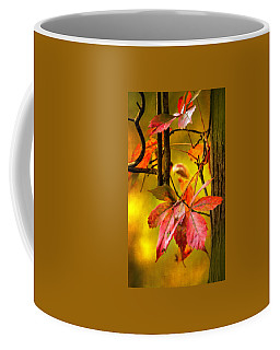 Fall Colors Coffee Mug by Eduard Moldoveanu