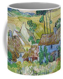 Farms Near Auvers Coffee Mug