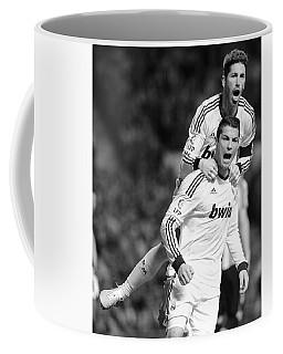 Cristiano Ronaldo 14 Coffee Mug