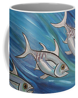 3 Fish Coffee Mug