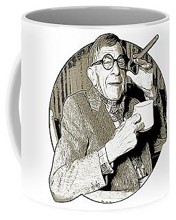George Burns Coffee Mug