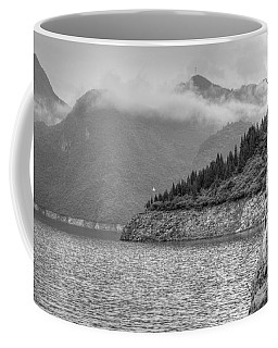 3 Gorges China  Coffee Mug