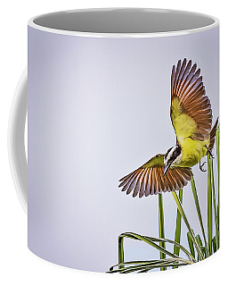 Great Crested Flycatcher Coffee Mug