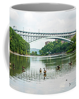 Henry Hudson Bridge Coffee Mug