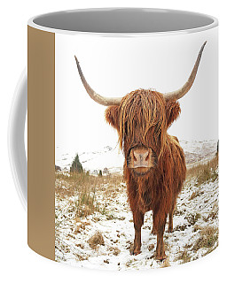 Highland Cow Coffee Mug