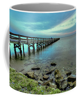 Hilton Pier Coffee Mug
