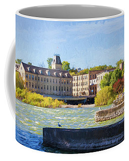 Historic Fox River Mills Coffee Mug