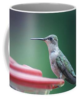 Hummer Coffee Mug by Heidi Poulin