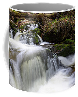 Coffee Mug featuring the photograph Ilse, Harz by Andreas Levi
