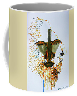 Jesus Lion Of Judah Coffee Mug