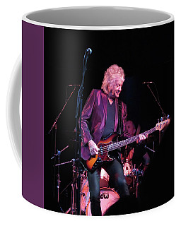 Coffee Mug featuring the photograph John Lodge by Melinda Saminski