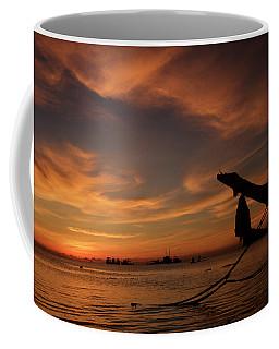 Koh Tao Island In Thailand Coffee Mug by Tamara Sushko