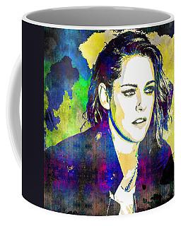 Kristen Stewart Coffee Mug