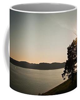 Lake Cumberland Sunset Coffee Mug