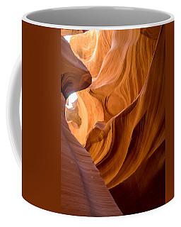 Lower Antelope Canyon Navajo Tribal Park #4 Coffee Mug