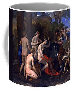 Mars And Venus Coffee Mug