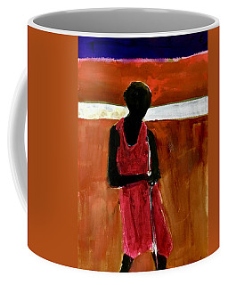 Masaai Boy Coffee Mug