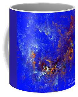 Multicolored Abstract Figures Coffee Mug