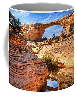 Natural Bridges National Monument Coffee Mug