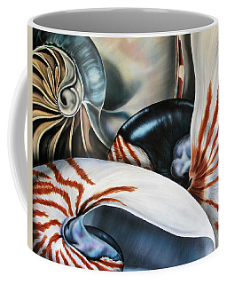 3 Nautilus Coffee Mug
