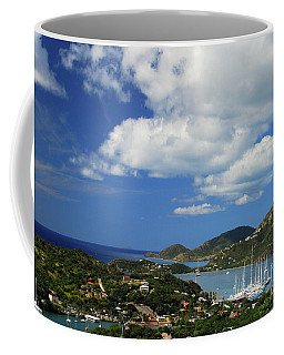Coffee Mug featuring the photograph Nelson's Dockyard by Gary Wonning