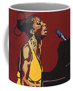 Nina Simone Coffee Mug