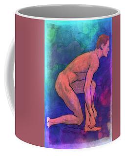 Nude Man Coffee Mug