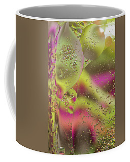 Oil In Water Coffee Mug by Kevin Blackburn