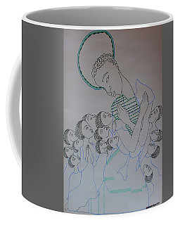Our Lady Of Africa Coffee Mug
