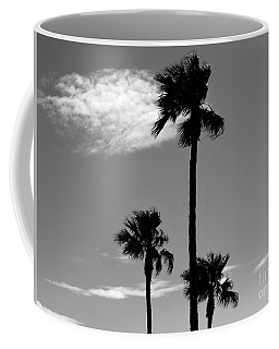 3 Palms Coffee Mug by Janice Westerberg