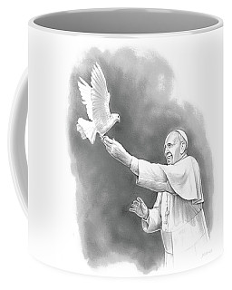 Descending Coffee Mugs