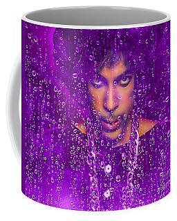 Prince Purple Rain Tribute Coffee Mug