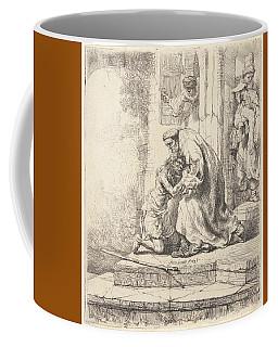 Return Of The Prodigal Son Coffee Mug
