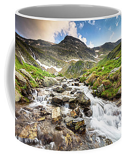 Rila Mountain Coffee Mug