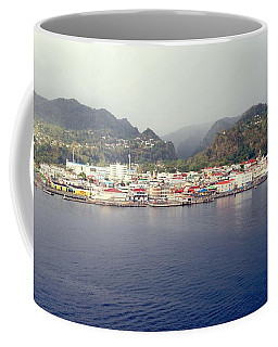 Roseau Dominica Coffee Mug