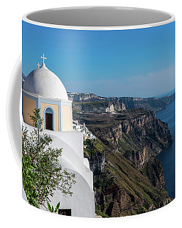 Santorini - Greece Coffee Mug