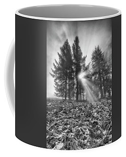 Coffee Mug featuring the photograph Scottish Sunrise by Jeremy Lavender Photography