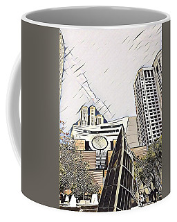 Sf Moma Coffee Mug