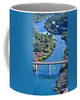 Shasta Dam Spillway Coffee Mug