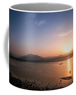 Coffee Mug featuring the photograph Sirmione by Traven Milovich