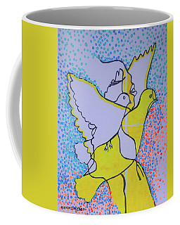 Slain In The Holy Spirit Coffee Mug